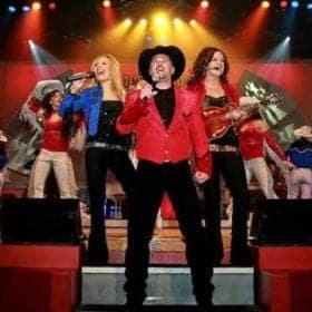 Country Tonite Theater in Pigeon Forge New Year's eve show