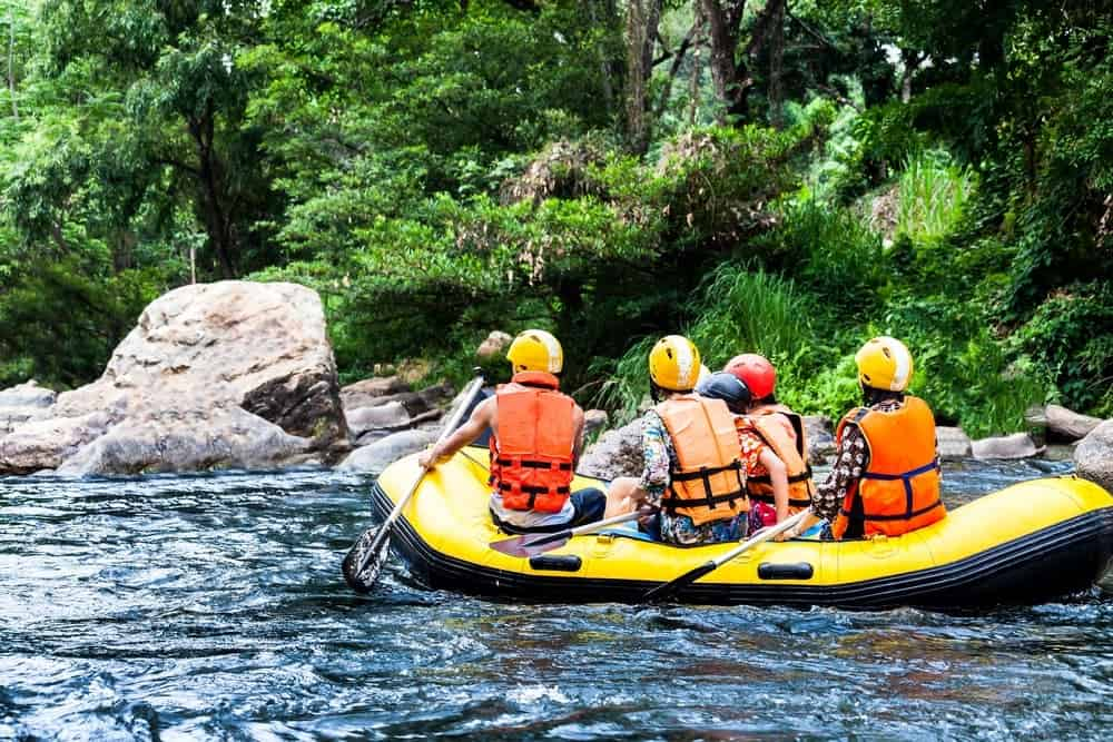 3 Reasons to Add Smoky Mountain White Water Rafting To Your Vacation