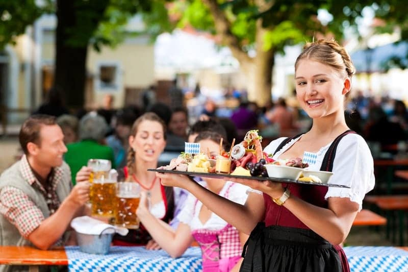 Celebrate Autumn at the 2014 OktOBERfest in Gatlinburg
