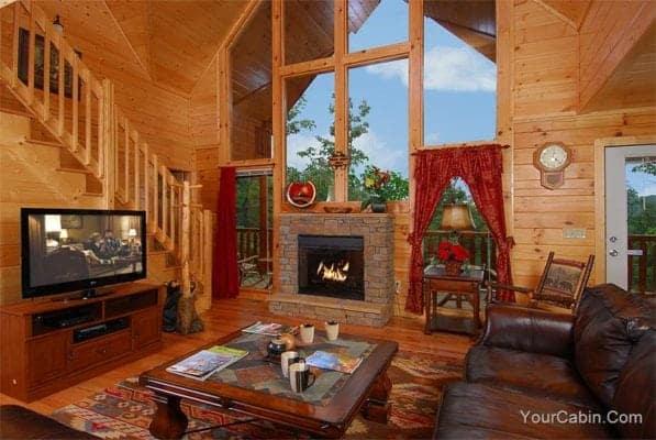 Beautiful and affordable Gatlinburg cabin