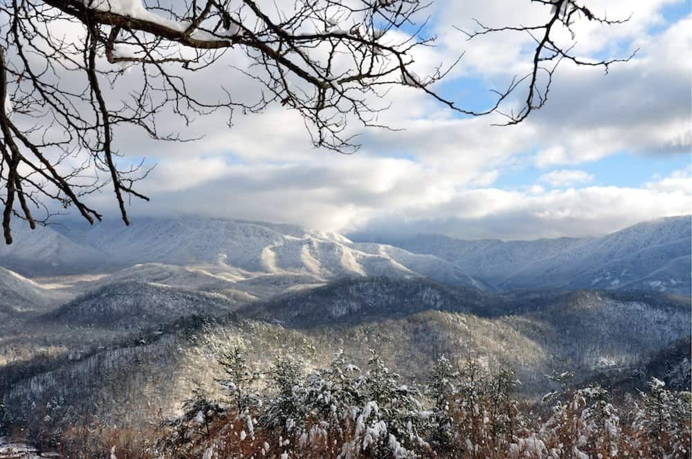 4 Amazing Winter Activities in Pigeon Forge
