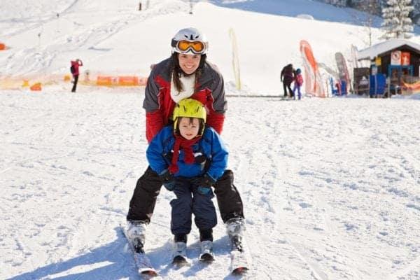 Go Skiing in Ober Gatlinburg