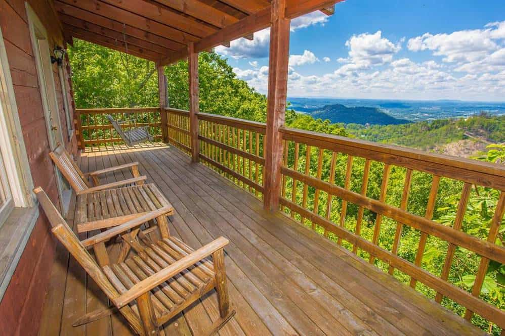 8 Ways to See Breathtaking Views When You Stay in Our Smoky Mountain Cabin Rentals