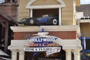 The Hollywood Star Cars Museum in downtown Gatlinburg.
