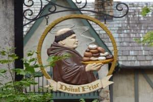 the donut friar gatlinburg